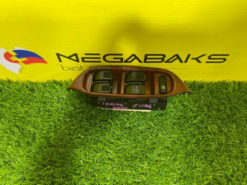 Блок упр. стеклоподьемниками Daihatsu Terios Kid J111G 2001 передний (б/у)