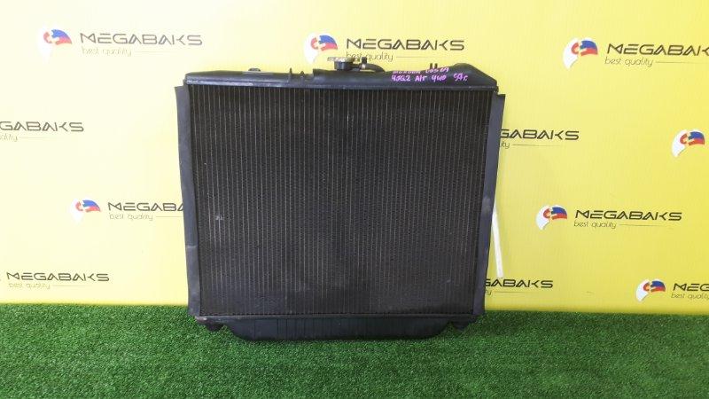 Радиатор основной Isuzu Bighorn UBS69 4JG2 (б/у)