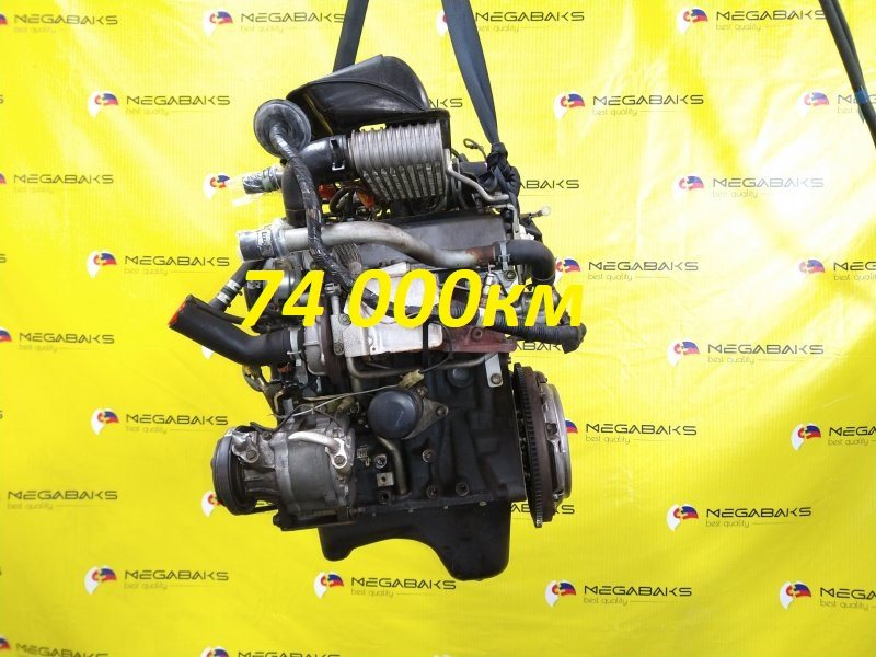 Двигатель Daihatsu Terios Kid J111G EF-DET 1998 5653797 (б/у)
