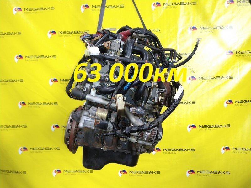 Двигатель Daihatsu Terios Kid J111G EF-DET 2001 6925782 (б/у)