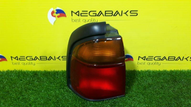 Стоп-сигнал Mazda Capella GVER левый 043-1489 (б/у)