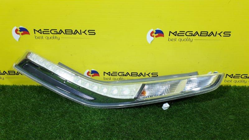 Стоп-сигнал Nissan Leaf ZE0 левый D091 (б/у)