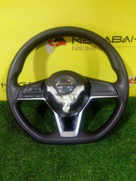 Руль Nissan Note E12 (б/у)