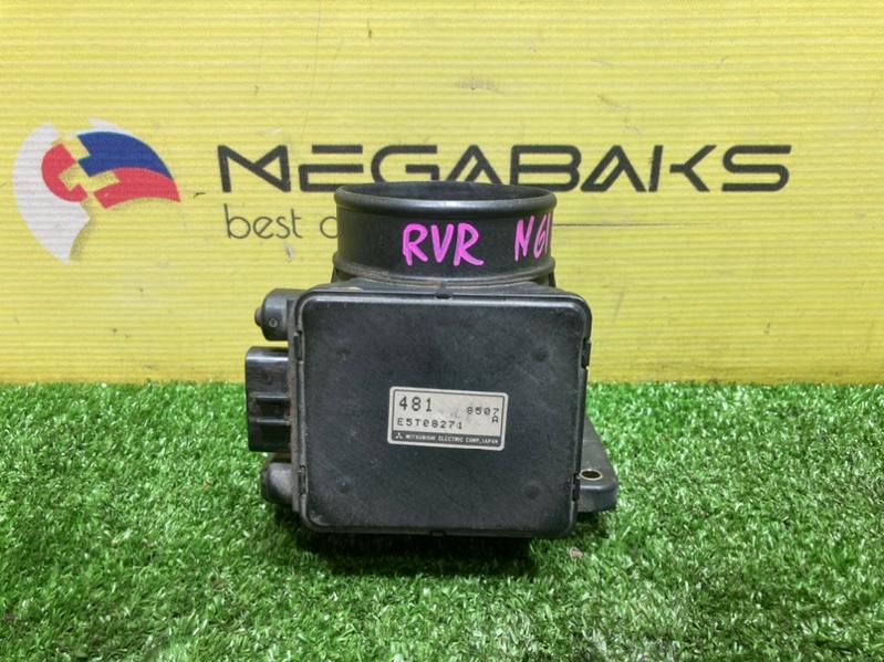 Расходомер воздушный Mitsubishi Rvr N61W 4G93 (б/у)