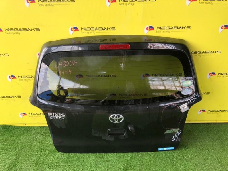 Дверь задняя Toyota Pixis Epoch LA300A KF camera (б/у)