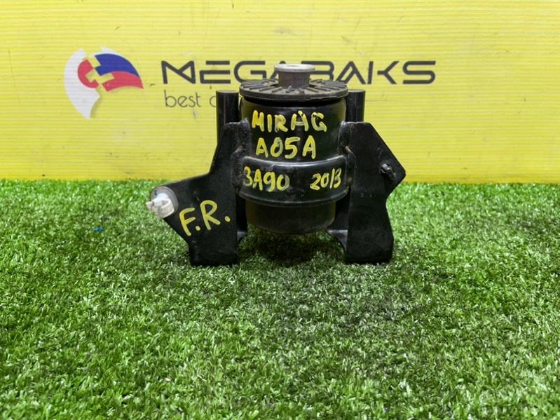 Подушка двигателя Mitsubishi Mirage A05A 3A90 2013 правая (б/у)