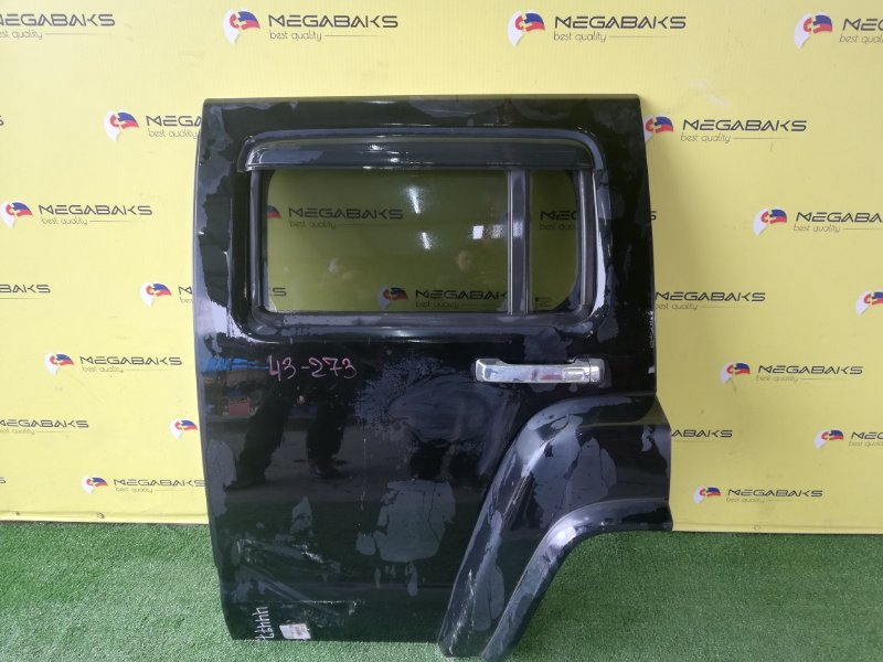 Дверь Hummer H3 задняя левая (б/у)