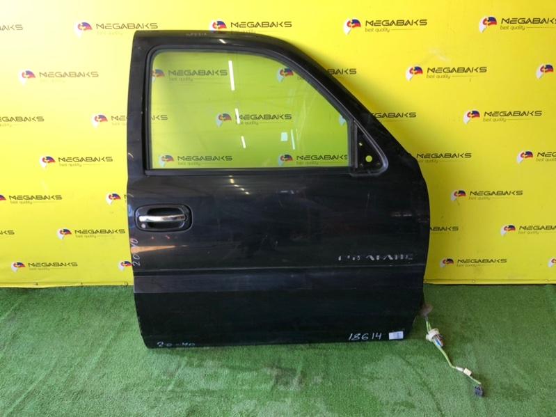 Дверь Cadillac Escalade II LQ9 2002 передняя правая (б/у)