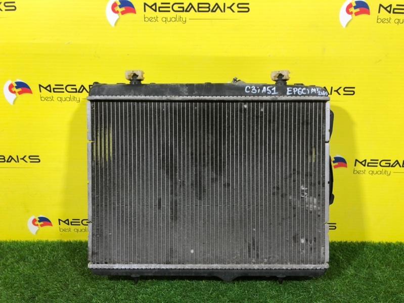 Радиатор основной Citroen C3 A51 EP6C 2012 (б/у)