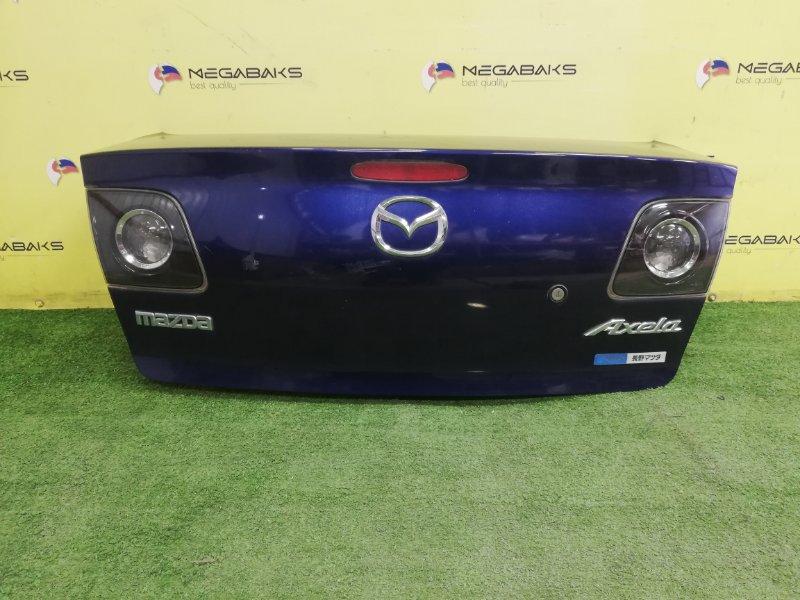 Крышка багажника Mazda Axela BKEP (б/у)