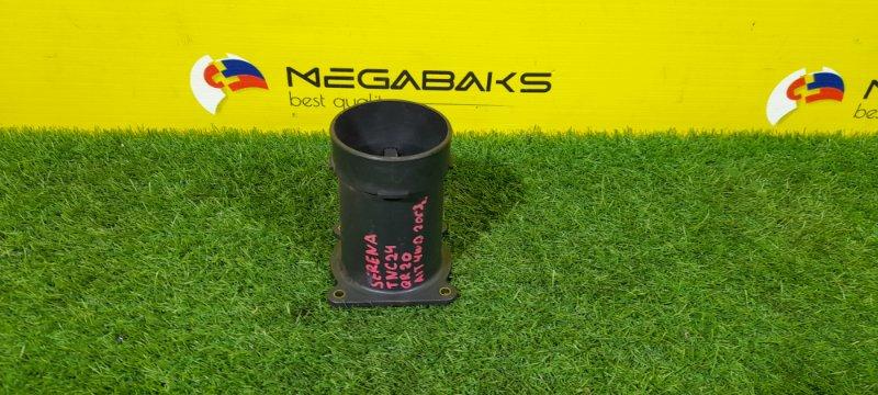 Расходомер воздушный Nissan Serena TNC24 QR20DE (б/у)