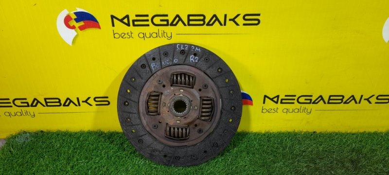 Диск сцепления Mazda Bongo SK22M R2 EXEDY R219 (б/у)