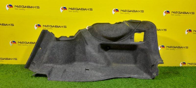 Обшивка багажника Honda Accord CU1 правая (б/у)