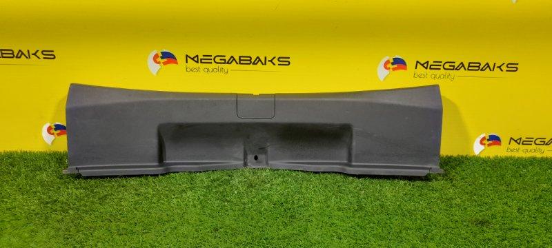 Накладка замка багажника Honda Accord CU1 (б/у)