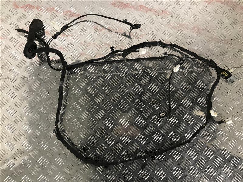 Проводка двери багажника Hyundai I40 2012 (б/у)