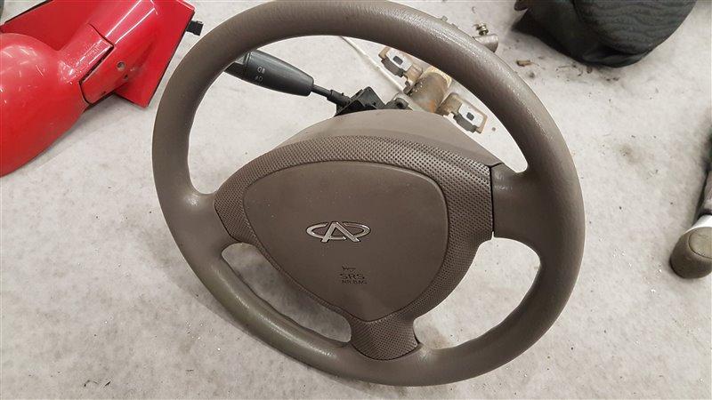 Рулевое колесо с airbag Chery Qq 6 S21 1.1 2008 (б/у)