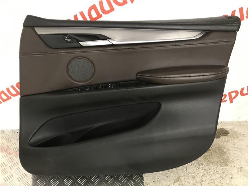 Обшивка двери передней правой Bmw X5 F15 (б/у)