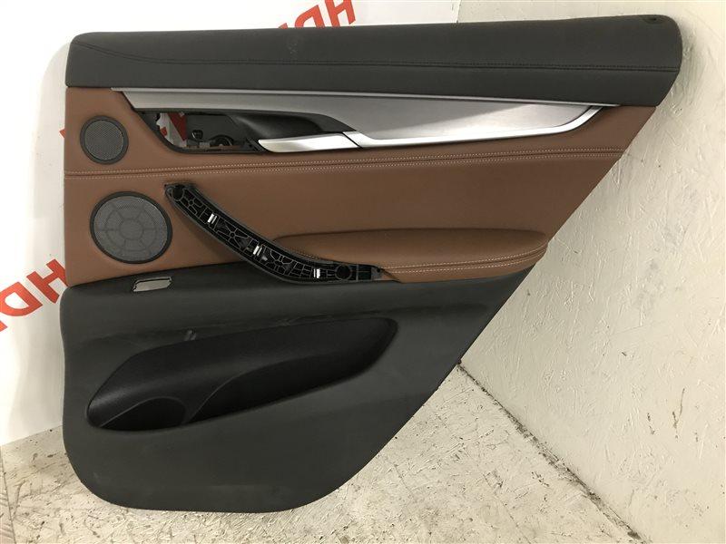 Обшивка двери задней правой Bmw X5 F15 (б/у)