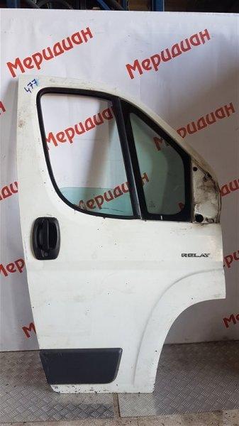 Дверь передняя правая Citroen Jumper 250 2008 (б/у)