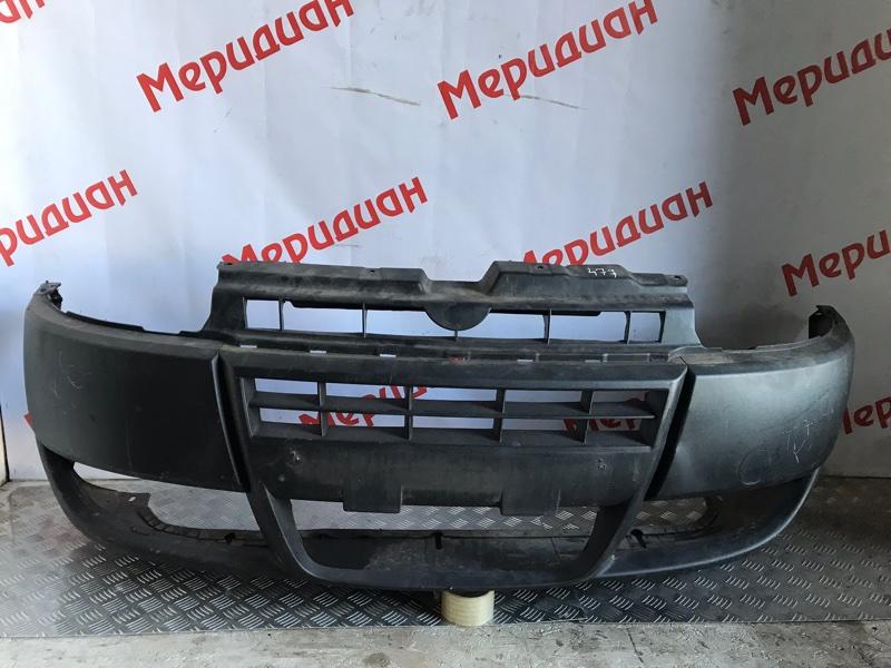 Бампер передний Fiat Doblo 2008 (б/у)