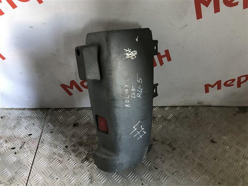 Накладка заднего бампера правая Citroen Jumper 250 2008 (б/у)