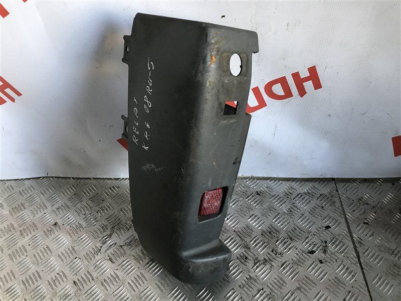 Накладка заднего бампера левая Citroen Jumper 250 2008 (б/у)