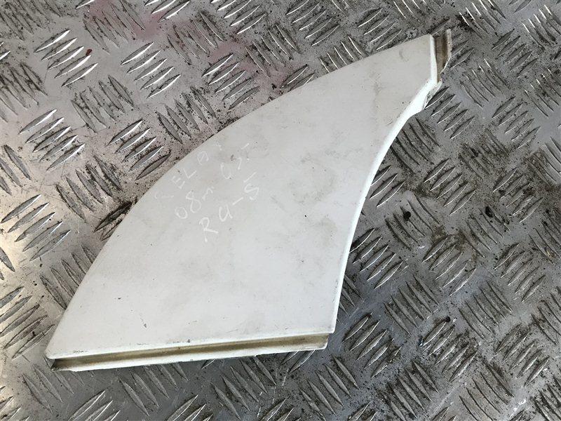 Планка над фарой левая Citroen Jumper 250 2008 (б/у)