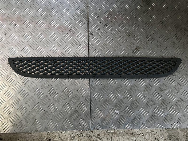 Решетка в бампер центральная Citroen Jumper 250 2008 (б/у)