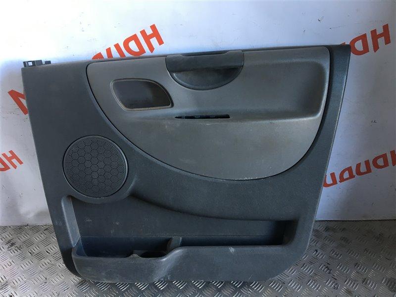 Обшивка двери передней правой Citroen Jumpy 2010 (б/у)