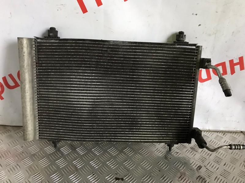 Радиатор кондиционера Citroen C4 II 2012 (б/у)