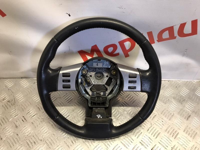Рулевое колесо без airbag Infiniti Fx S50 4.5 2006 (б/у)