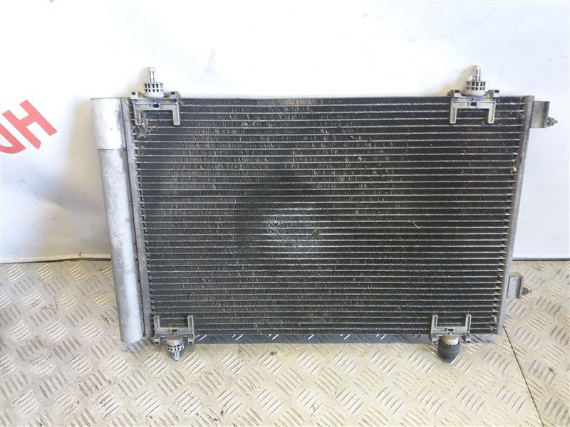 Радиатор кондиционера Citroen C4 I 1.6 2010 (б/у)