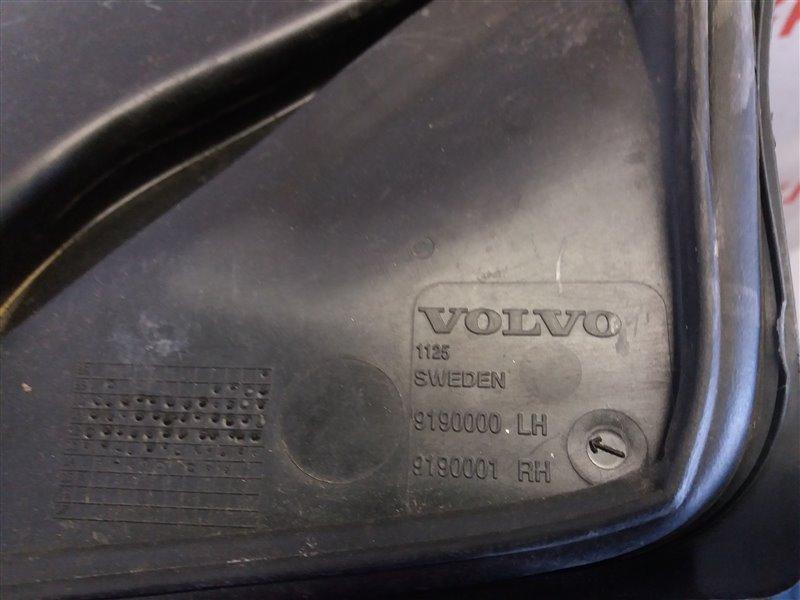 Планка под лобовое стекло (жабо) Volvo Xc70 2000 (б/у)