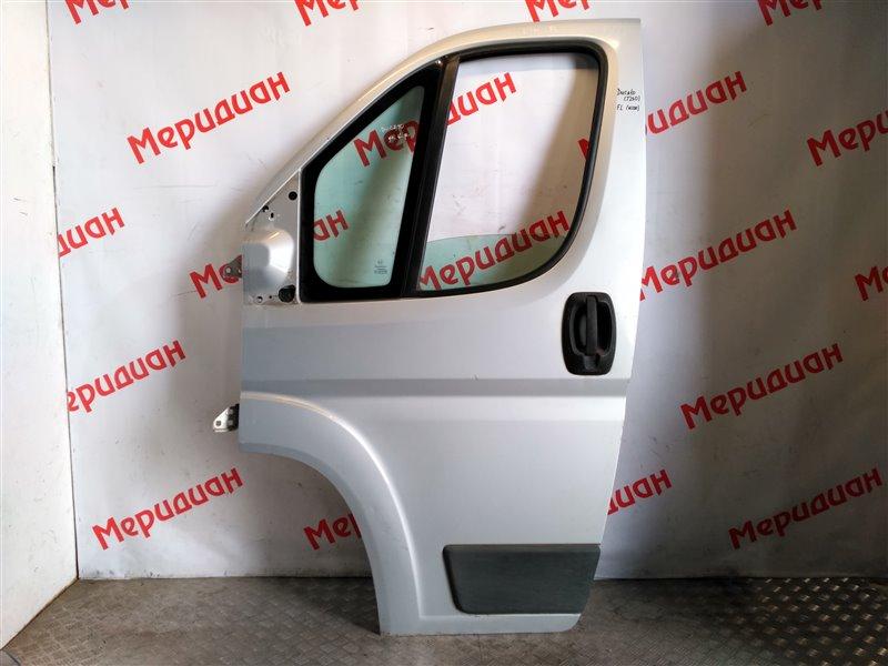 Дверь передняя левая Fiat Ducato 250 2011 (б/у)