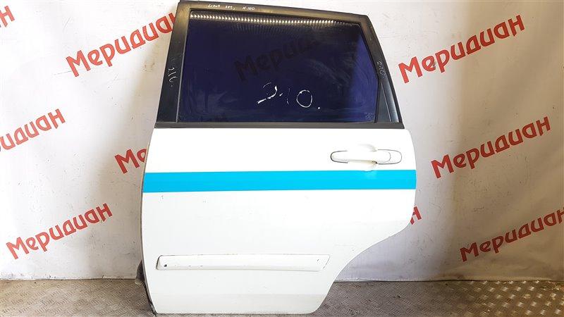 Дверь задняя левая Suzuki Liana I 2005 (б/у)