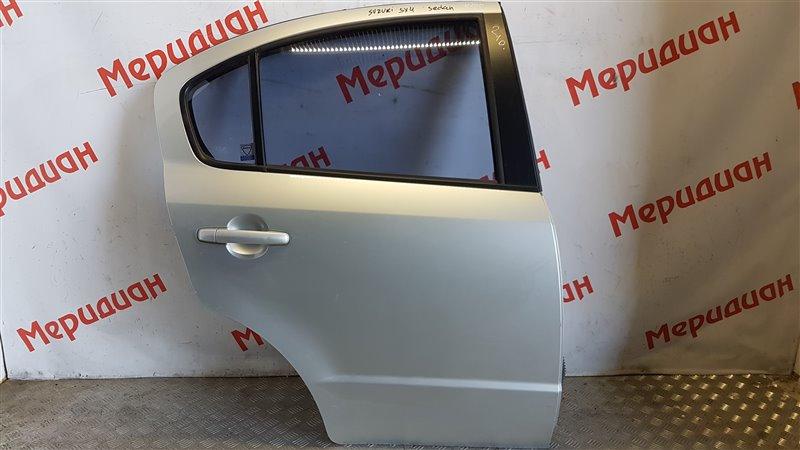 Дверь задняя правая Suzuki Sx4 I (CLASSIC) 2012 (б/у)