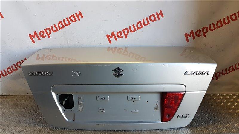 Крышка багажника Suzuki Liana I 2005 (б/у)