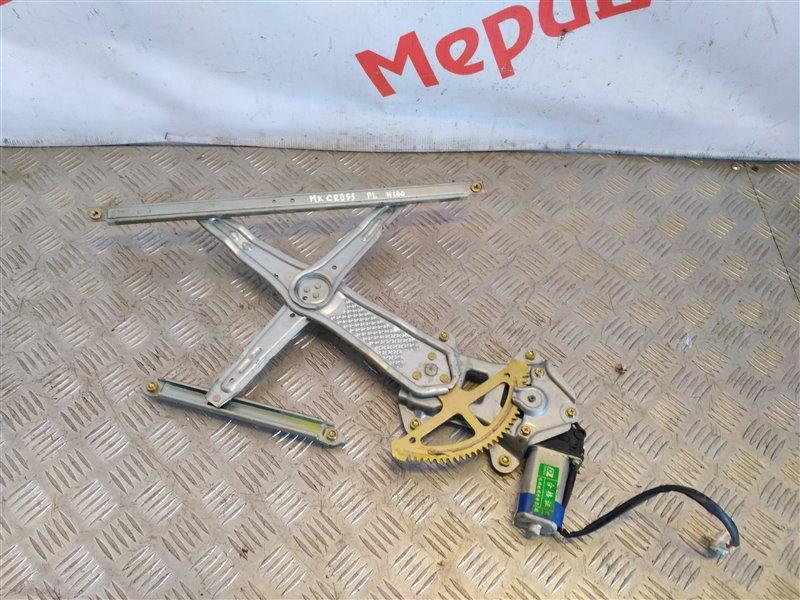 Стеклоподъемник электрический передний левый Geely Mk Cross I 2013 (б/у)