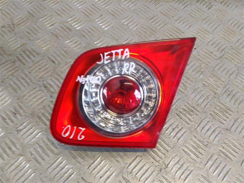 Фонарь задний внутренний правый Volkswagen Jetta V 2006 (б/у)