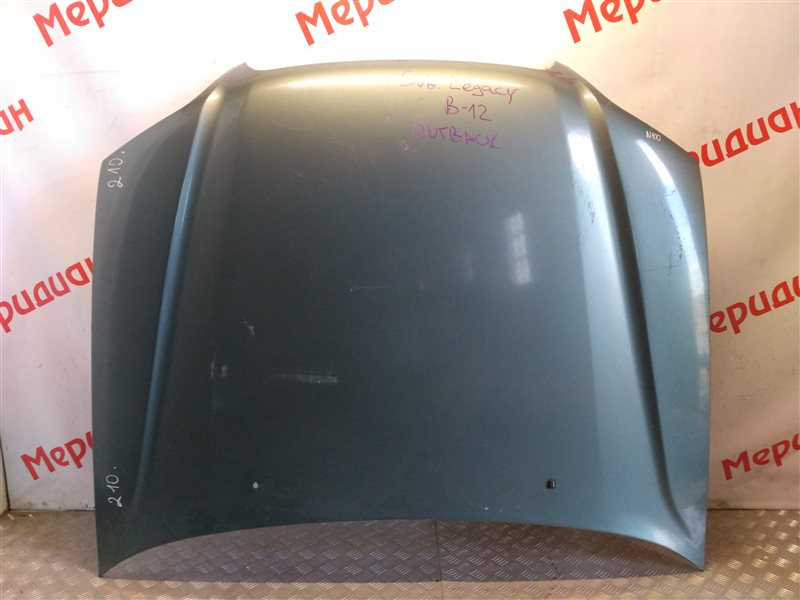 Капот Subaru Legacy Outback B12 2002 (б/у)