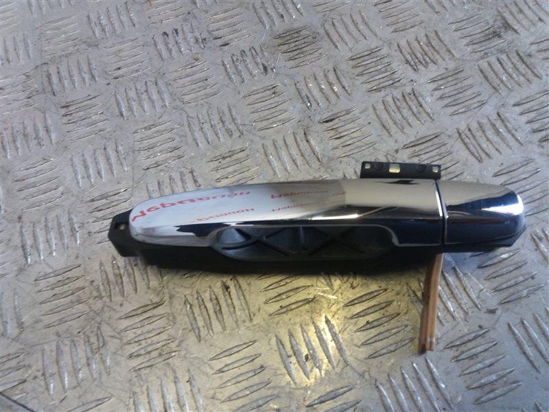 Ручка двери наружная левая Toyota Hilux VII 2013 (б/у)