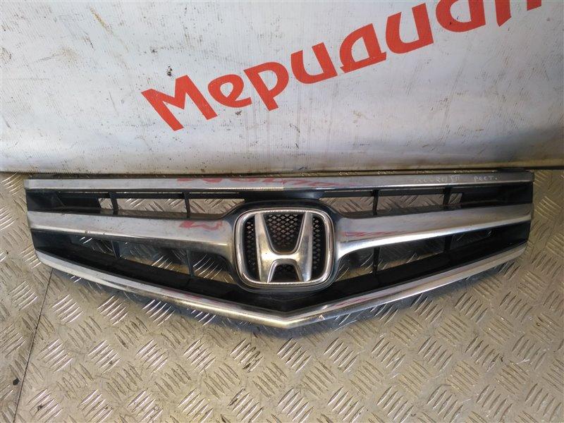 Решетка радиатора Honda Accord VII 2006 (б/у)
