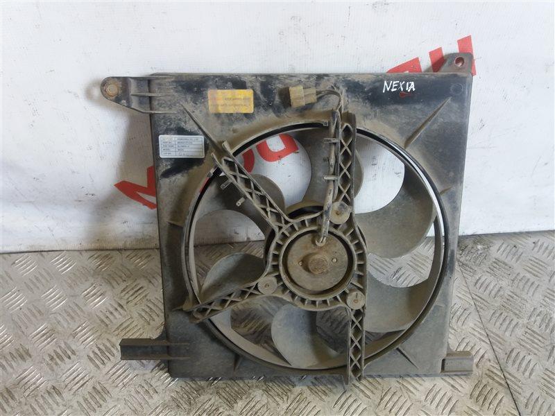 Вентилятор радиатора Daewoo Nexia 2008 (б/у)