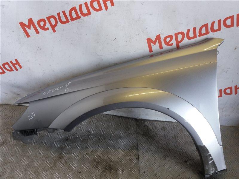 Крыло переднее левое Subaru Legacy Outback B13 2005 (б/у)