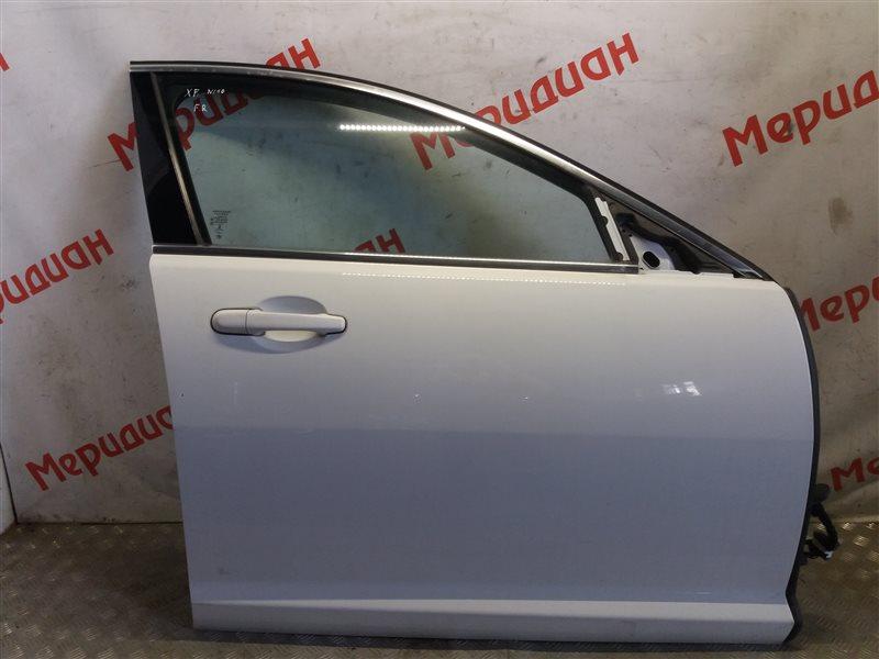 Дверь передняя правая Jaguar Xf 1 2014 (б/у)