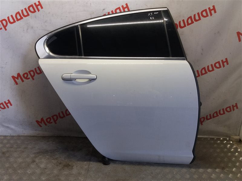 Дверь задняя правая Jaguar Xf 1 2014 (б/у)