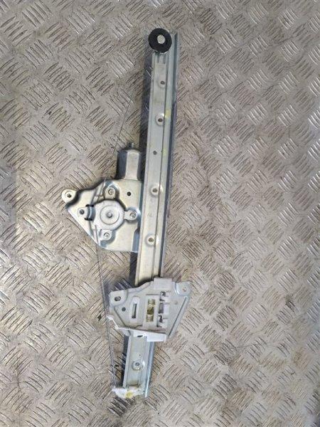 Стеклоподъемник электрический задний левый Suzuki Grand Vitara III 2008 (б/у)