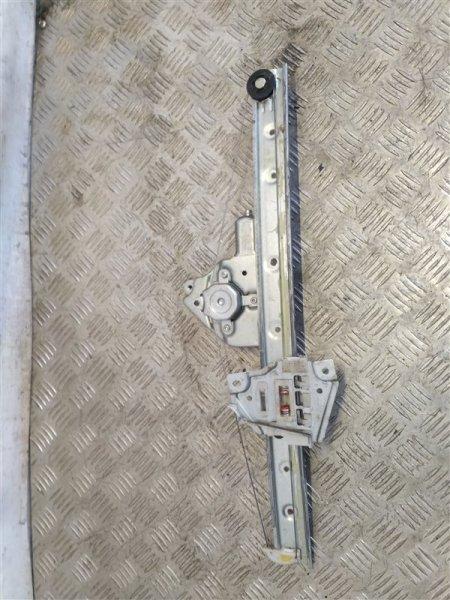 Стеклоподъемник электрический передний левый Suzuki Grand Vitara III 2008 (б/у)