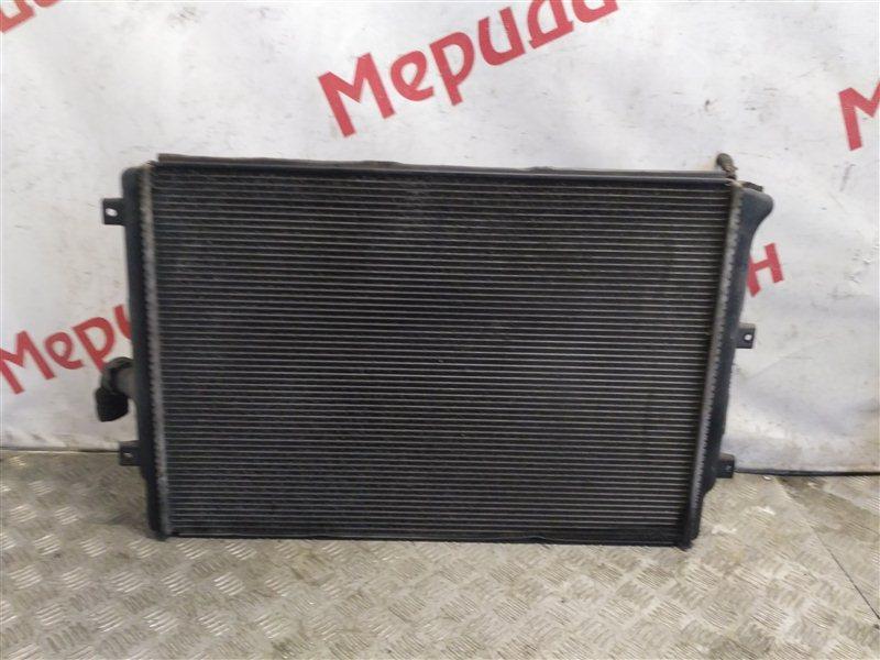 Радиатор основной Volkswagen Jetta V 2006 (б/у)