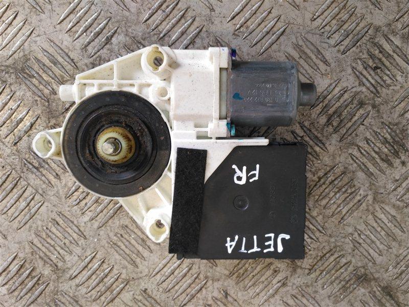 Моторчик стеклоподъемника передний правый Volkswagen Jetta V 2006 (б/у)